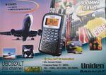 UNIDEN BEARCAT -  UBC 92 XLT