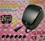Univerzány AC/DC Adaptér MW828GS
