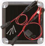Solárny dobíjač - AUTO 2,5 W