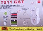 GSM Zásuvka  TS11 GST