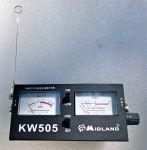 Merací prístroj -Midland KW 505