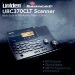 UNIDEN BEARCAT UBC-370CLT