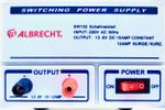 Napájací zdroj Albrecht SW 102